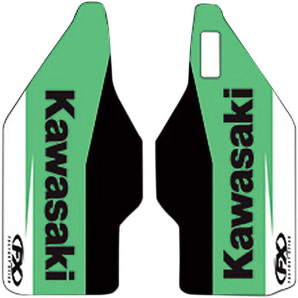 FX Gabelschutzaufkleber, unten (Paar), KX 94-03