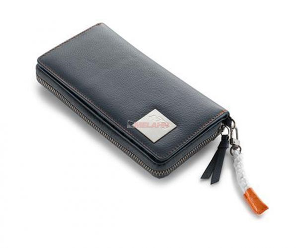 KTM Girls Geldbörse: Girls Wallet, schwarz