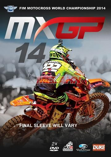 DVD: MX WM 2014 (MX1+MX2), 2 DVDs