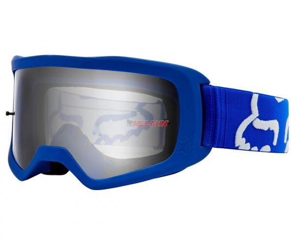 FOX Brille: Main II Race, blau