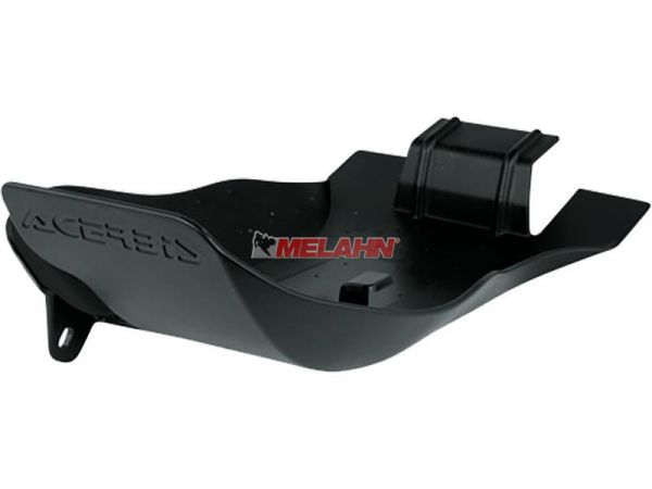 ACERBIS Kunststoff-Motorschutz groß, schwarz, 250/300 EXC 06-16