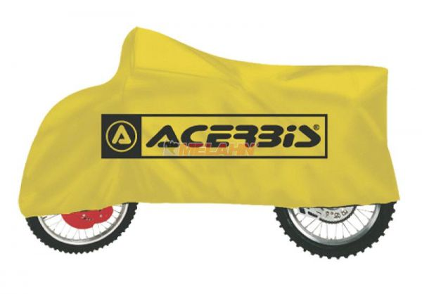 ACERBIS Abdeckplane, gelb