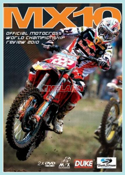DVD: MX WM (MX1+MX2) 2010 (2 DVDs)
