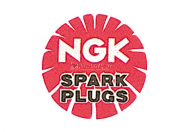 FX Aufkleber: NGK 8cm