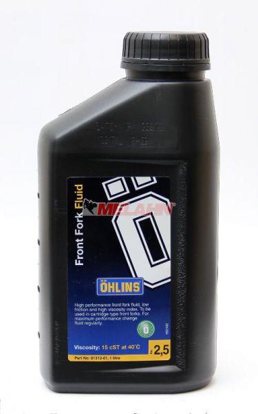 ÖHLINS Gabelöl: Racing SAE 7,5, 1 Liter