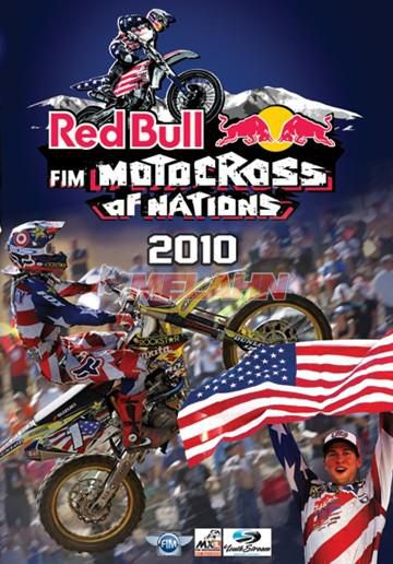 DVD: MX of Nations 2010 USA
