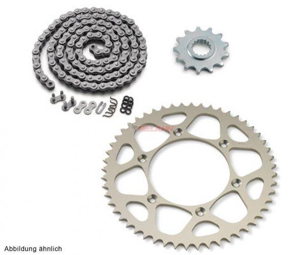 KTM Kettensatz/Kettenkit X-Ring 125 Duke 14 / RC 125 14-16, 14/45 Zähne