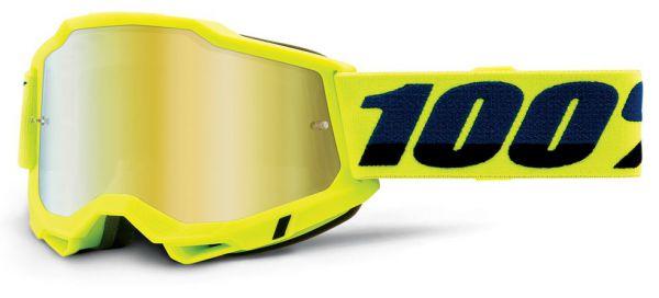 100% Brille: Accuri 2 Fluo Yellow