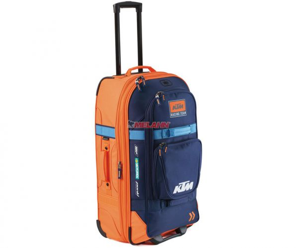 KTM Tasche: Team Terminal Bag, blau/orange