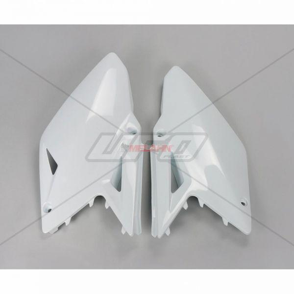 UFO Seitenteile (Paar) RMZ 450 08-17, weiß