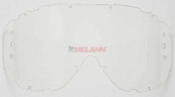 SMITH Ersatzglas Roll-Off Piston 199, klar