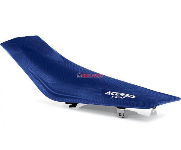 ACERBIS Sitzbank X-Seat soft, blau, YZF 250 14-18 / 450 14-17 / WRF 250 15-18 / 450 16-18