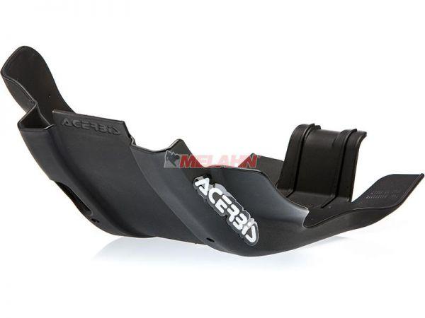 ACERBIS Kunststoff-Motorschutz groß, schwarz, 250/300 EXC 17-19
