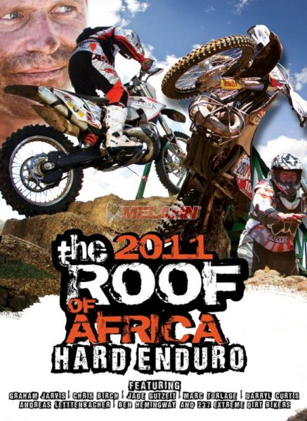 DVD: The Roof Of Africa 2011, NTSC