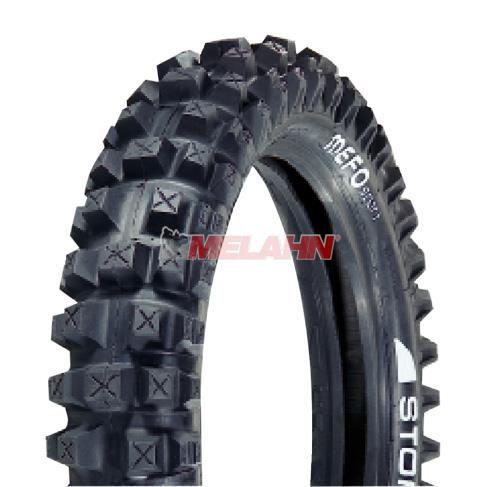 MEFO Reifen: Stone Master MFC 11, 140/80-18 (mit Straßenzulassung)