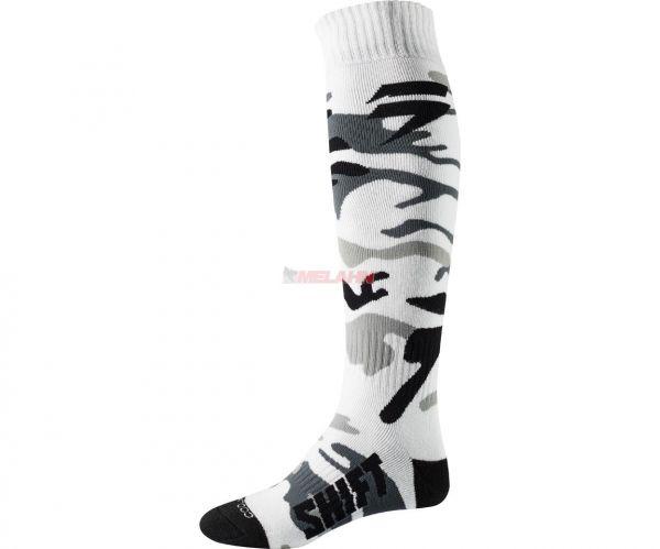 Shift Socke (Paar): Whit3, weiß