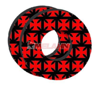 FX Handschutz (Paar), Iron Crosses