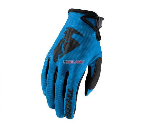 THOR Kids Handschuh: Sector, blau