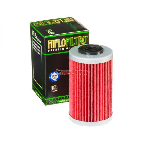 HIFLO Ölfilter HF155 (lang)
