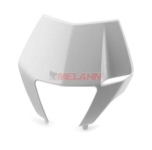 KTM Lampenmaske Freeride 12-17, weiß