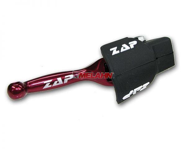 ZAP Flex-Bremshebel YZ/YZF 08- / KX-F 250/450 13-, rot