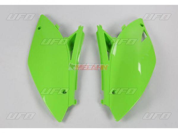 UFO Seitenteile (Paar) KXF 250 09-, grün05