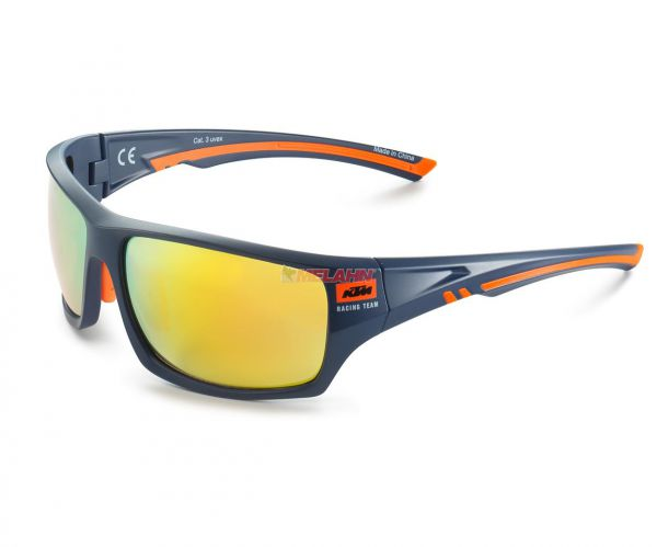 KTM Sonnenbrille: Replica, blau/orange