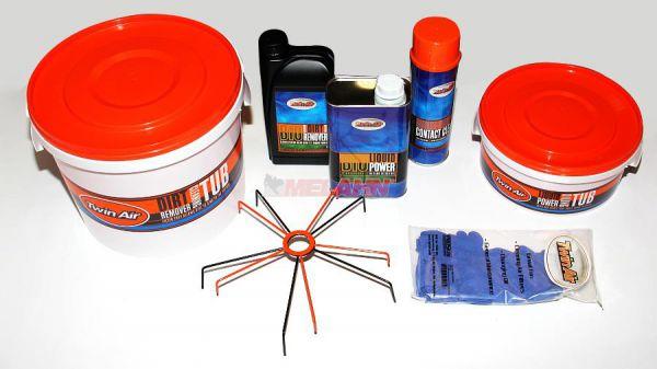 TWIN AIR BIO Luftfilterreiniger-Kit