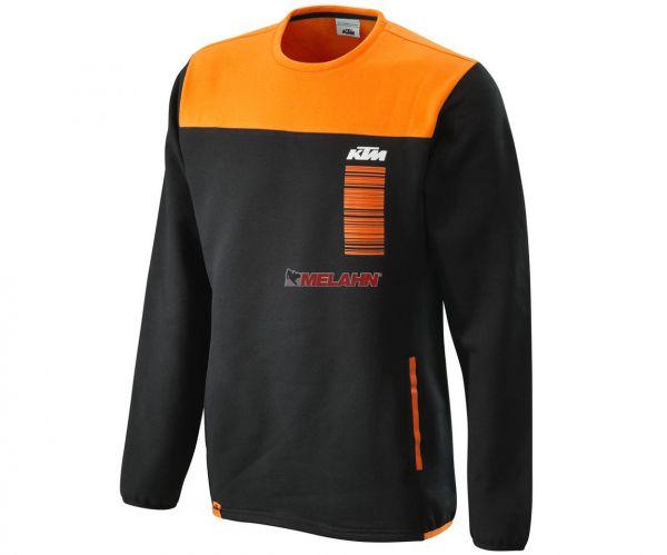 KTM Sweater: Pure, schwarz/orange