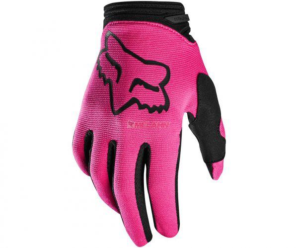 FOX Girls Handschuh: Dirtpaw Prix , pink