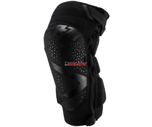 LEATT Knieprotektor (Paar): 3DF 5.0 Zip, schwarz