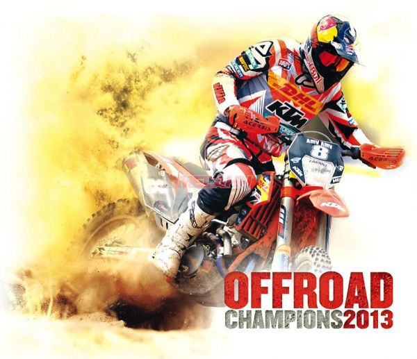 Buch Offroad Champions 2013