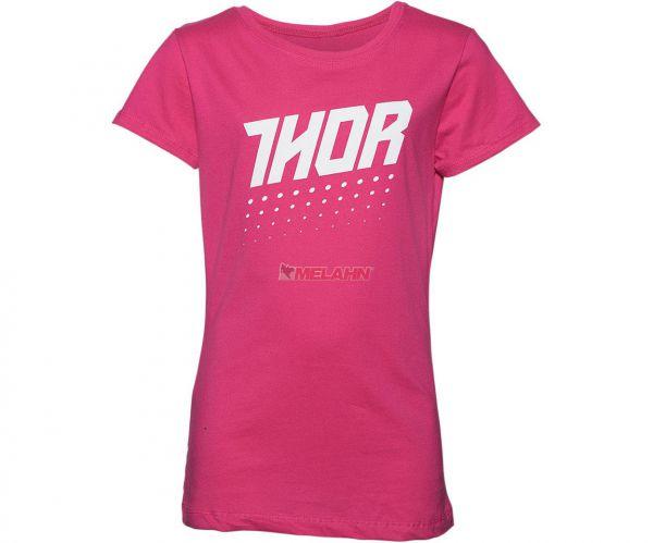 THOR Girls T-Shirt: Aktiv, pink