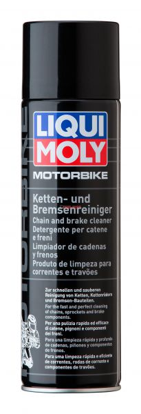 LIQUI MOLY Bremsen- und Kettenreiniger: O-Ring, 500 ml