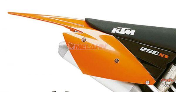 KTM Kotflügel mit Seitenteilen SX/EXC/SMR, orange