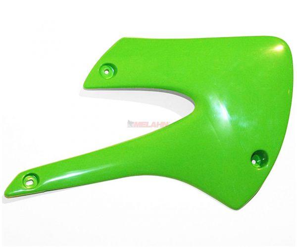 UFO Spoiler (Paar) Kühlerverkleidung KX 80 98-00, neongrün