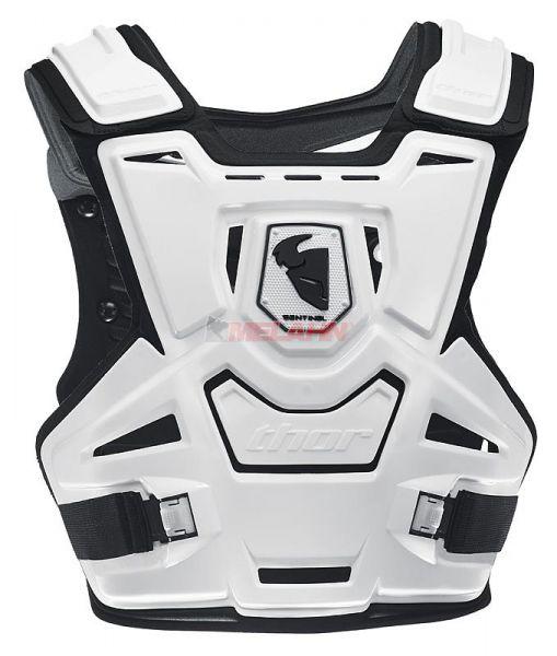 THOR Brustpanzer: Sentinel, weiß