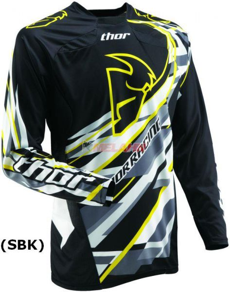 THOR Hemd: Core, Solid White