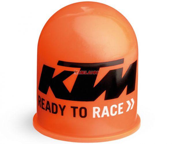 KTM Kappe für Anhängerkupplung, orange