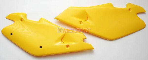 UFO Seitenteile (Paar) HVA CR/WR 125-360 00-04, gelb