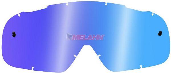 FOX Spiegelglas AIR SPACE, blau