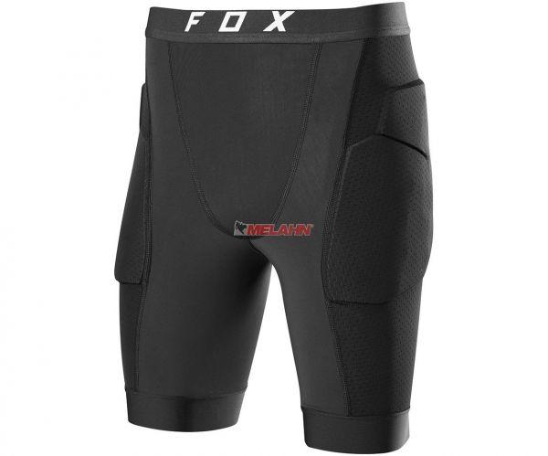FOX Protektorenhose: Baseframe Pro Short, schwarz