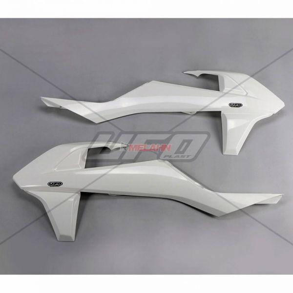 UFO Spoiler (Paar), KTM SX 16- / EXC 17-, weiß