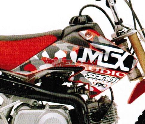 FX Tankdekor MTX/Sano CRF 50 04-