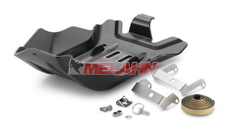 KTM Kunststoff-Motorschutz, 350 SX-F 12-15 /EXC-F 12-16 / 250 EXC-F 14-16