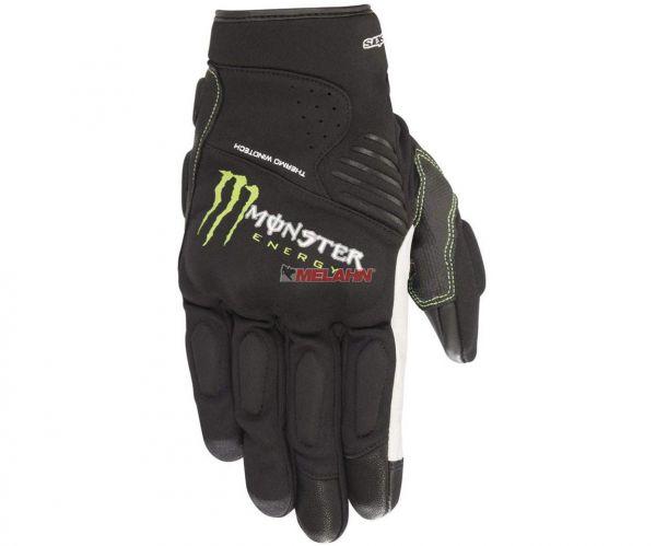 ALPINESTARS Handschuh: Force Monster, schwarz/grün