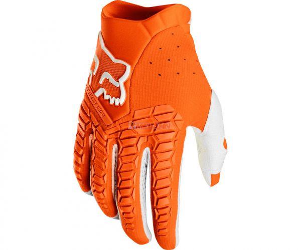 FOX Handschuh: Pawtector, orange