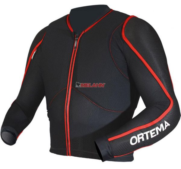 ORTEMA Protektorenjacke: Ortho-Max, schwarz