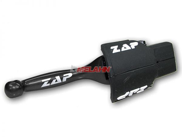 ZAP Flex-Bremshebel YZ/YZF 08- / KX-F 250/450 13-, schwarz