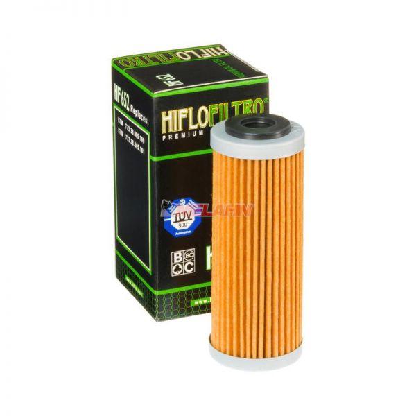 HIFLO Ölfilter HF652, KTM SX-F/EXC-F/R 250-530